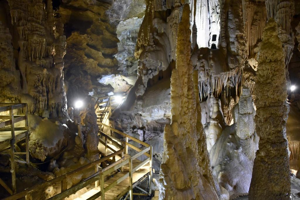 Karaca Mağarasında Turizm Sezonu Başladı