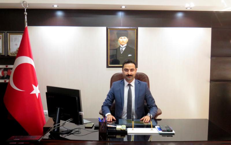 Mustafa Ayvat Kürtün Kaymakamlığına Atandı