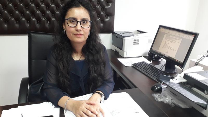 Dilara Seçil Boyraz Doğankent Milli Eğitim Şube Müdürlüğüne atandı
