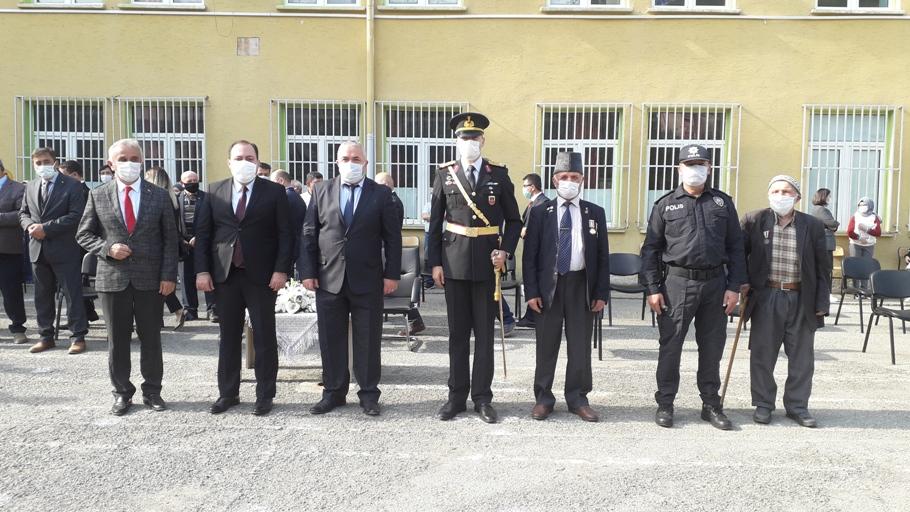 Doğankent'te 29 Ekim Cumhuriyet Bayramı kutlandı