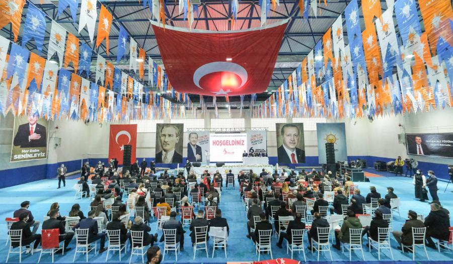 AK Parti Giresun İl Gençlik Kolları 6. Olağan Kongresi Yapıldı