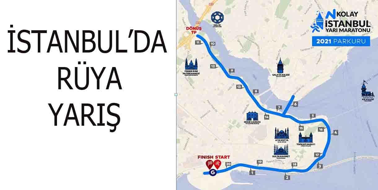 İstanbul'da Rüya Yarış