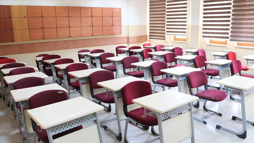 12 Derslikli Eğitim Binası İhalesi