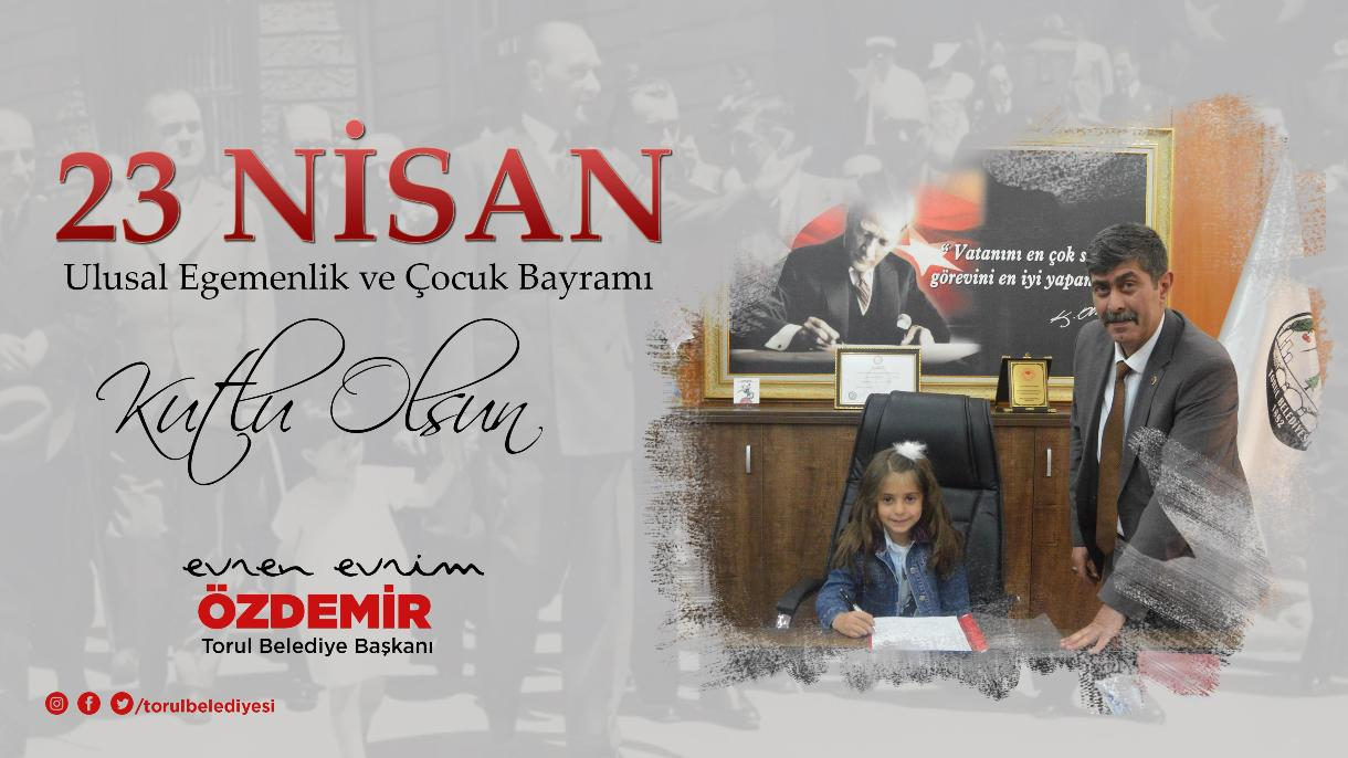 Torul Belediye Başkanı Özdemir'in Mesajı