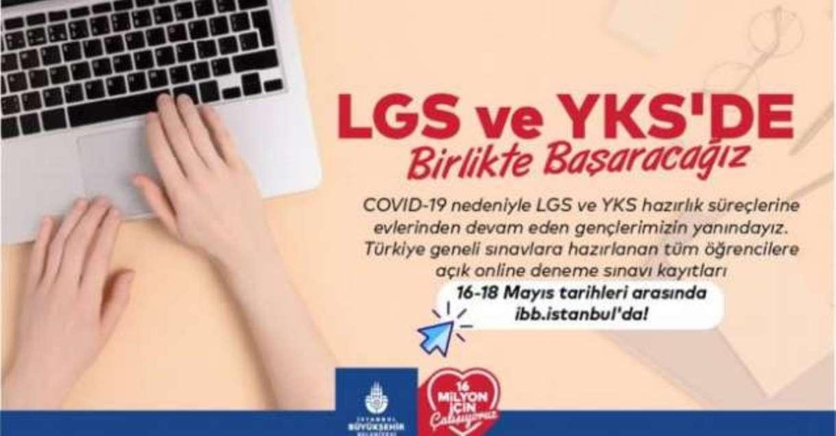 Online LGS – YKS Deneme Sınavı