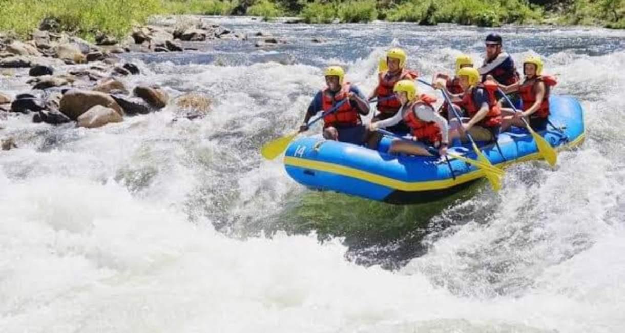 Avutmuş Irmağı Rafting İçin Hazırlanıyor