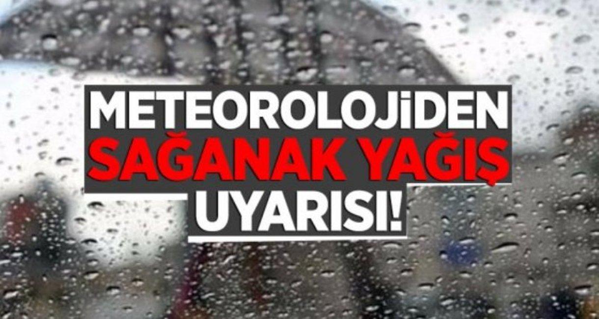Doğu Karadeniz'de Kuvvetli Yağış Bekleniyor