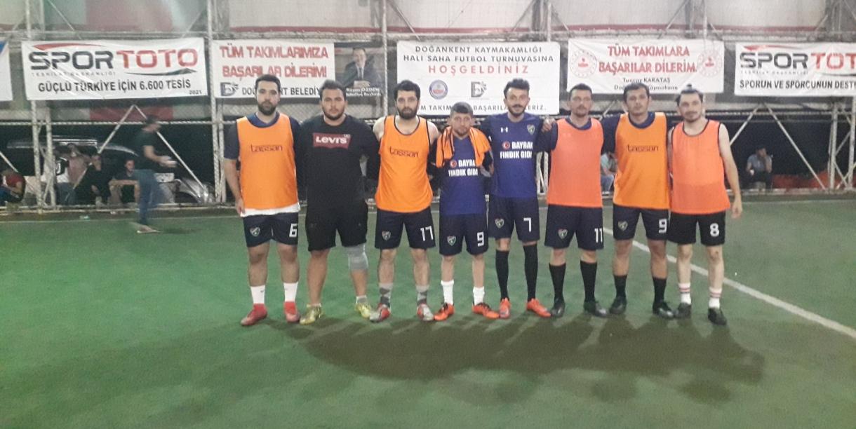 Kaymakamlık Turnuvası bu akşam Çatalağaç spor Kozköy spor maçı ile başladı