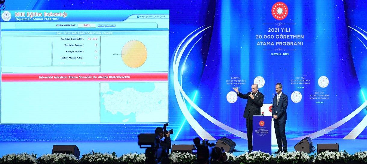 15 Bin Yeni Öğretmen Atama Müjdesi
