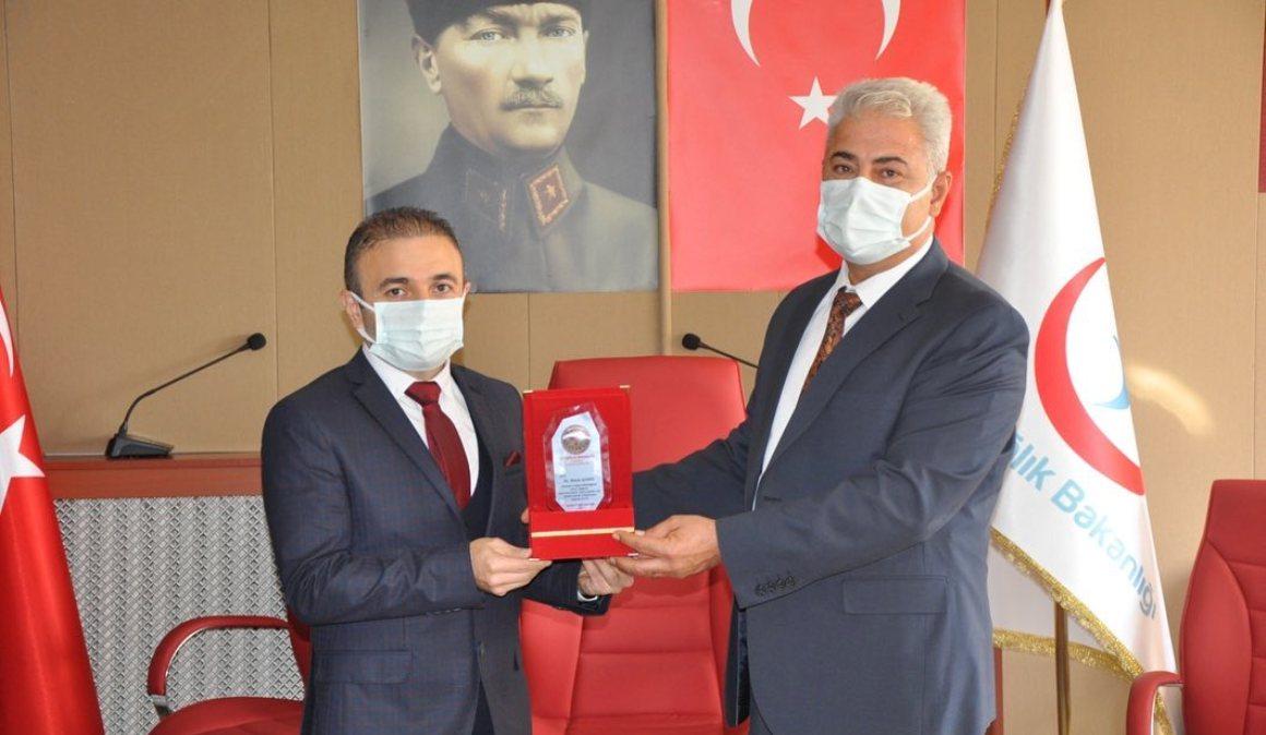 Giresunlu Dr. Musa Şahin'e Ankara'da Önemli Görev