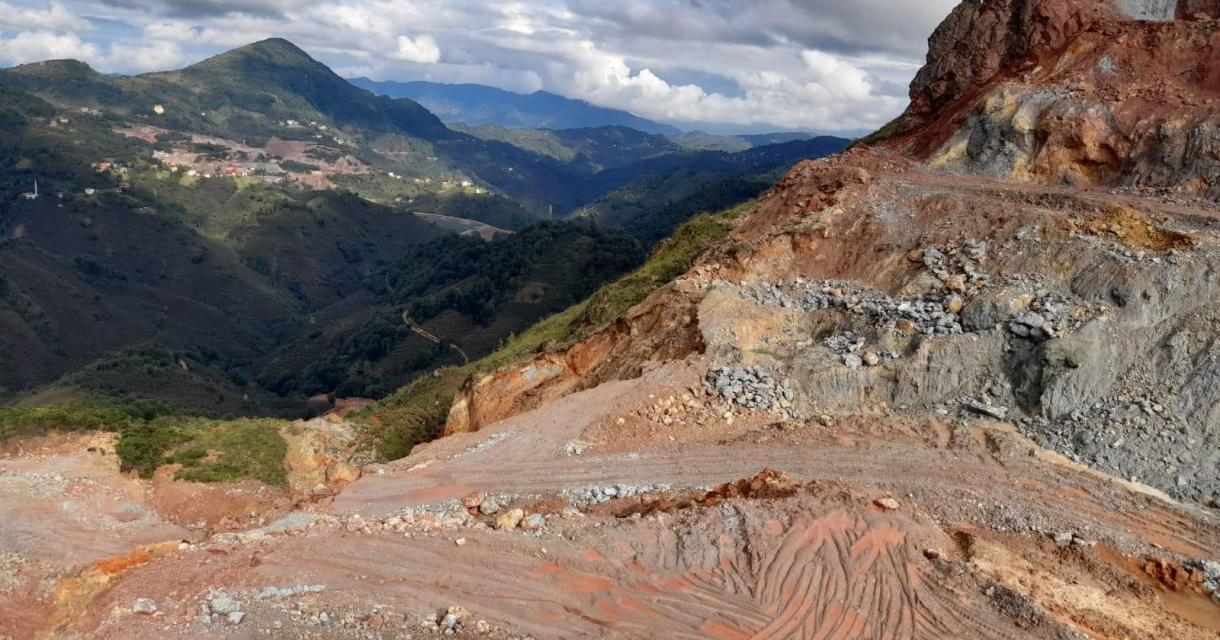 Devlet Espiye Kızılkaya'da Açık Kürüme Madenciliği Durdurmalı
