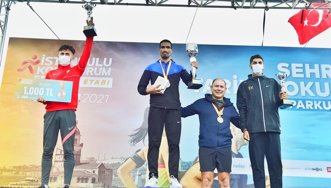 Maraton Öncesi Son Prova Üsküdar'da Yapıldı