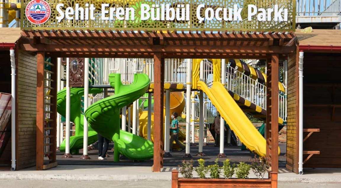 İsimleri Çocuk Parklarında Yaşayacak