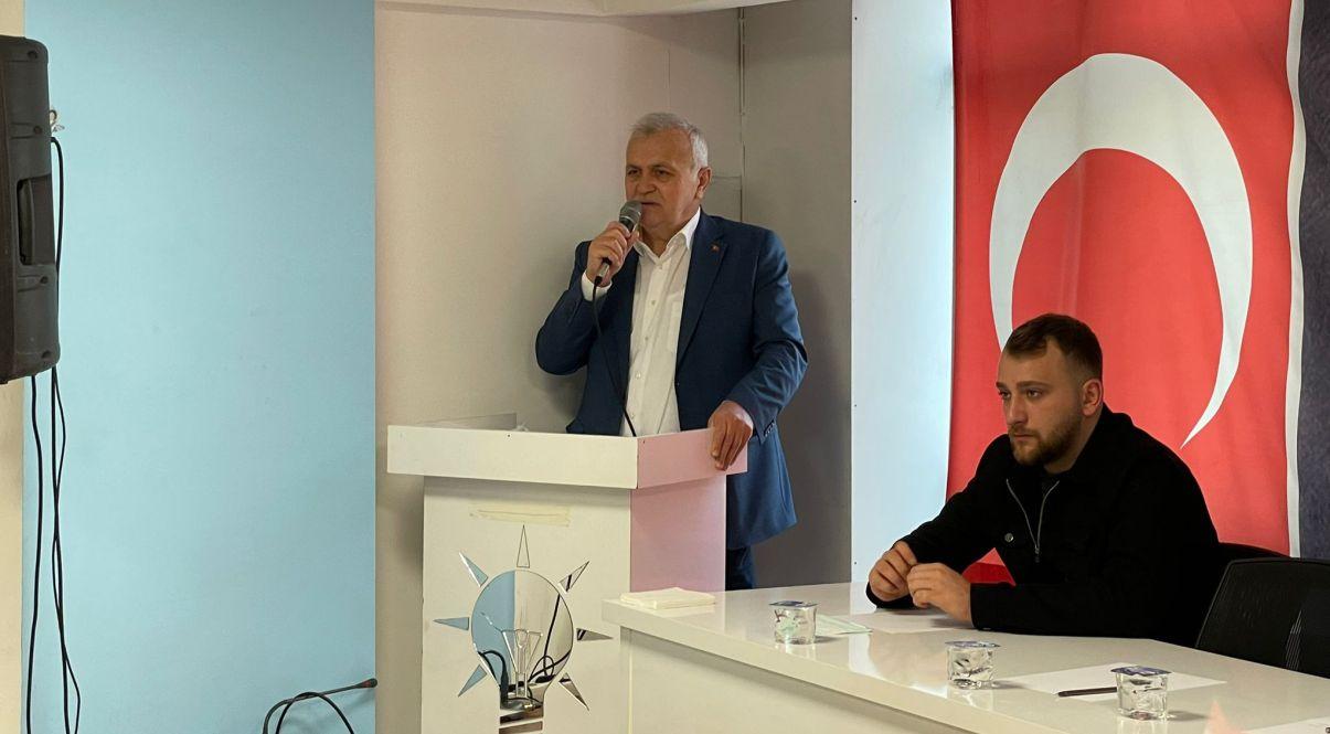 Bulancak, İlçe Danışma Meclisi Toplantısını Gerçekleştirdi