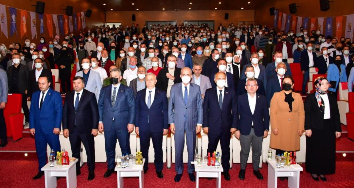 AK Parti'de Genişletilmiş İl Danışma Toplantısı Yapıldı