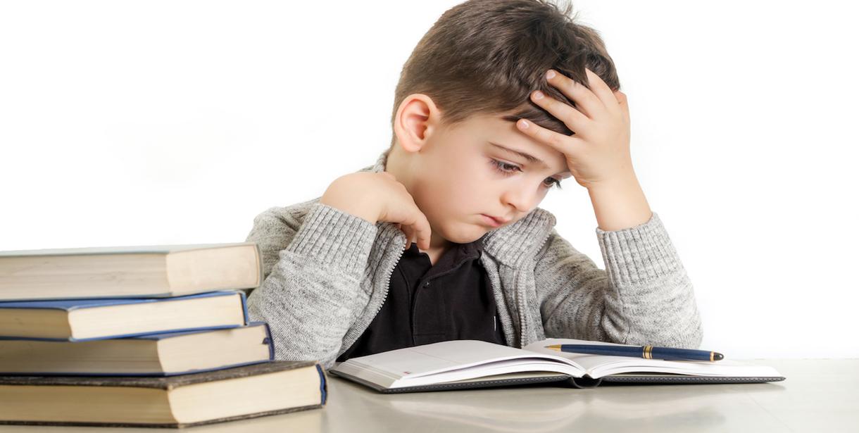 Ebeveynler dikkat, Disleksi sandığınız demir eksikliği olabilir