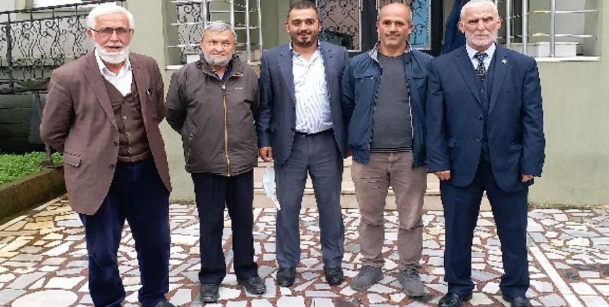 Saadet Partisi Nezaket Ziyaretlerini Sürdürüyor